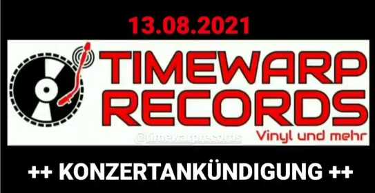SMORRAH Live mit God's Army in Dorsten am 13. August 2021