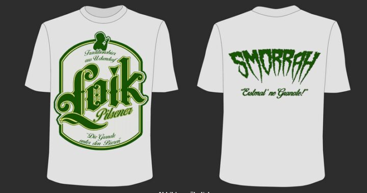 Loik-Shirt Aktion / Vorbestellung und weitere Informationen